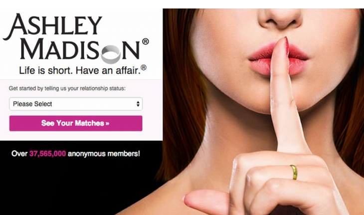 Data from Ashley Madison dating site hack released in massive 10 GB dump