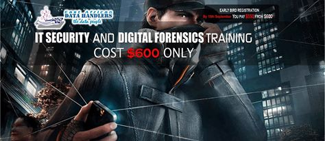DIGITAL FORENSICS AND IT SECURITY