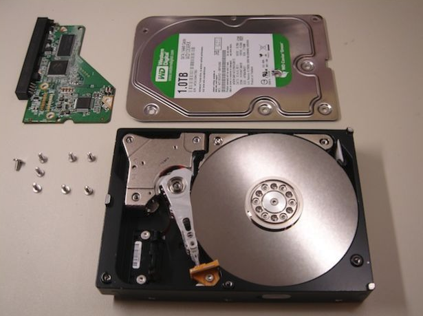 How to Recover Data When Your Hard Drive Goes Kaput