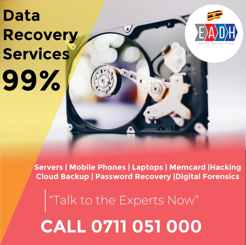 Data Recovery Kampala, Uganda Service